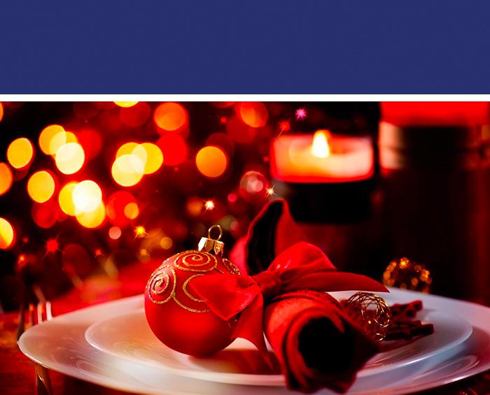 Ristorante per il pranzo di Natale in Brianza